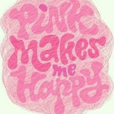 pink words